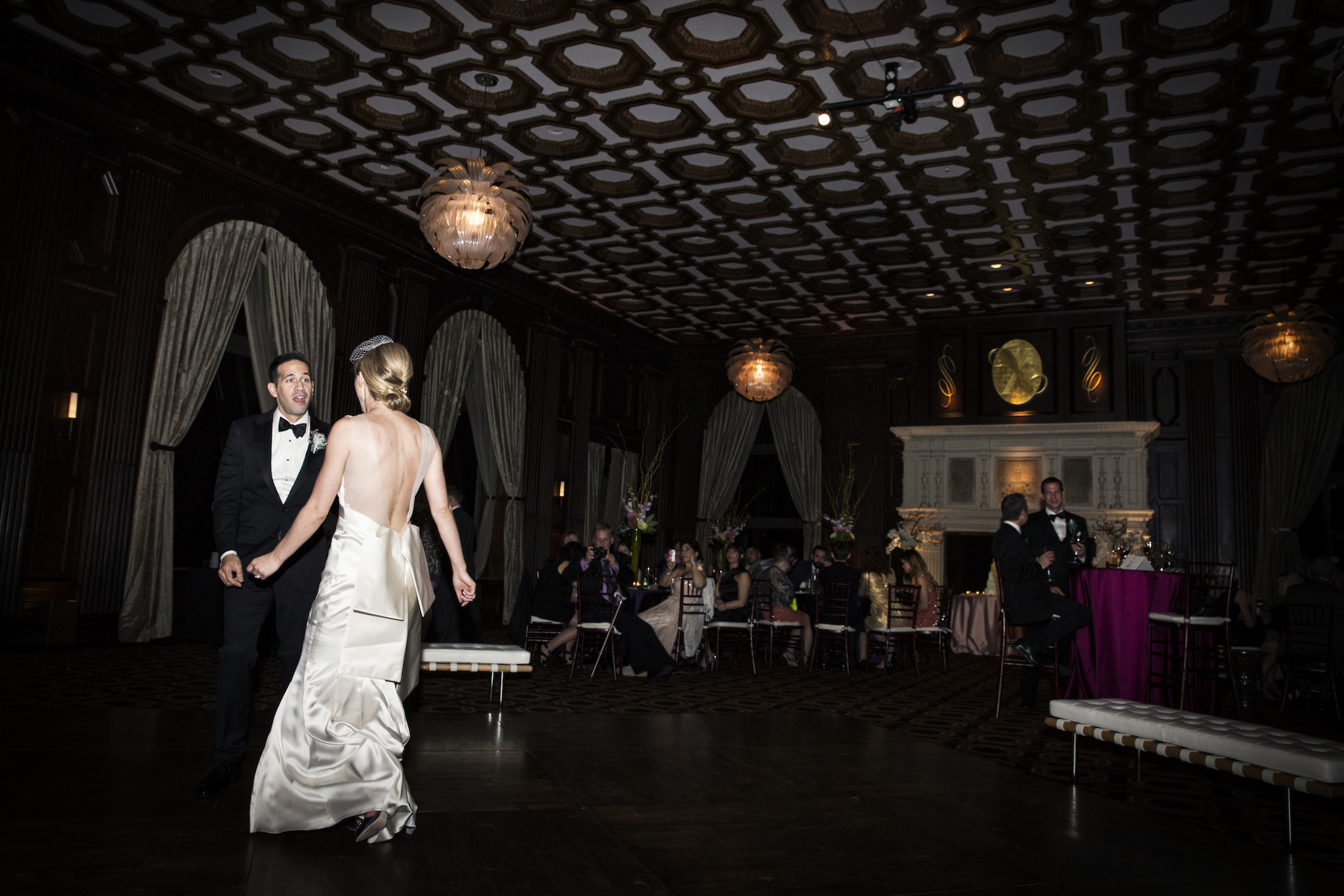 First Dance - photo by Jessica Stout