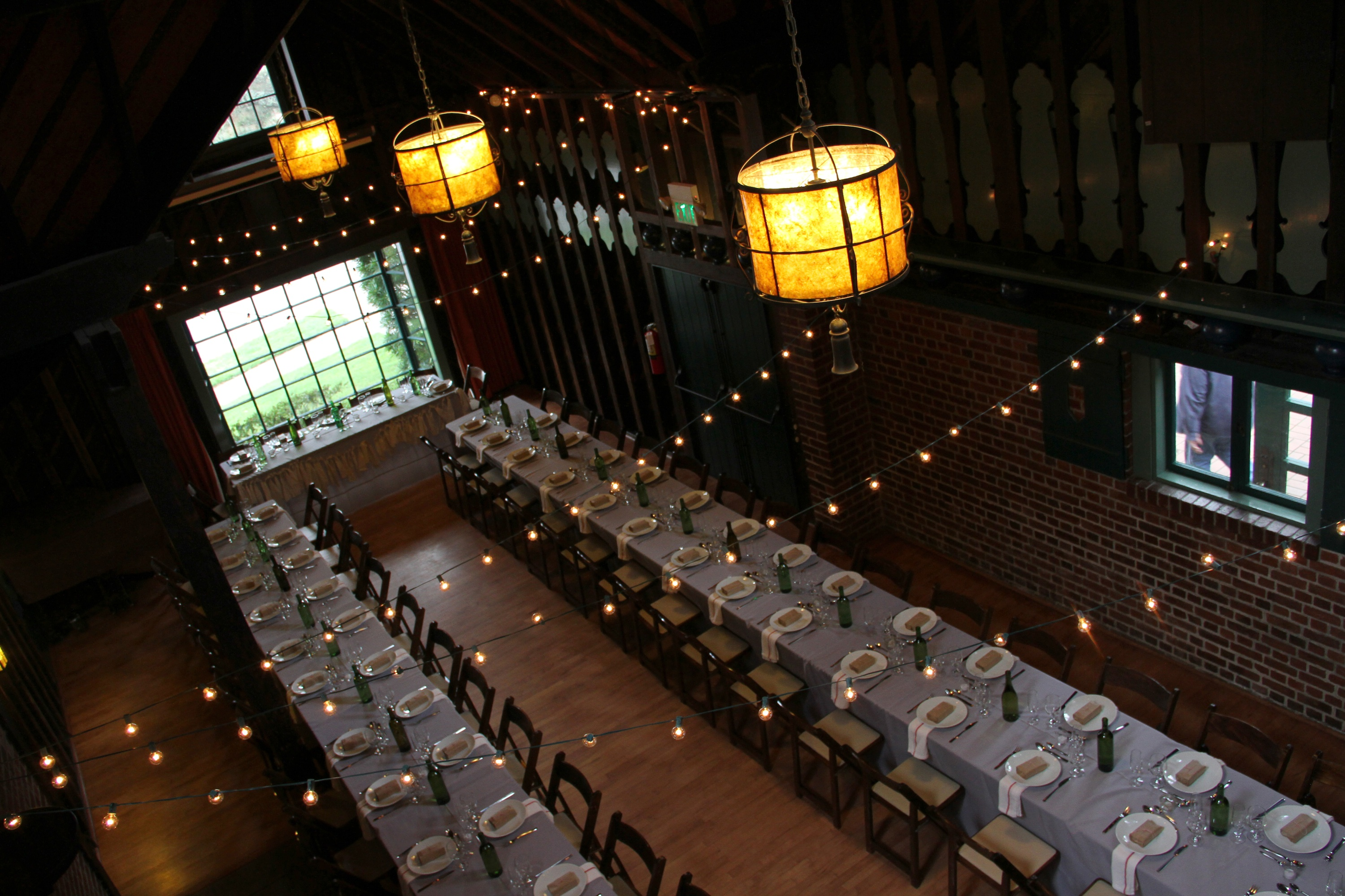 long tables resized
