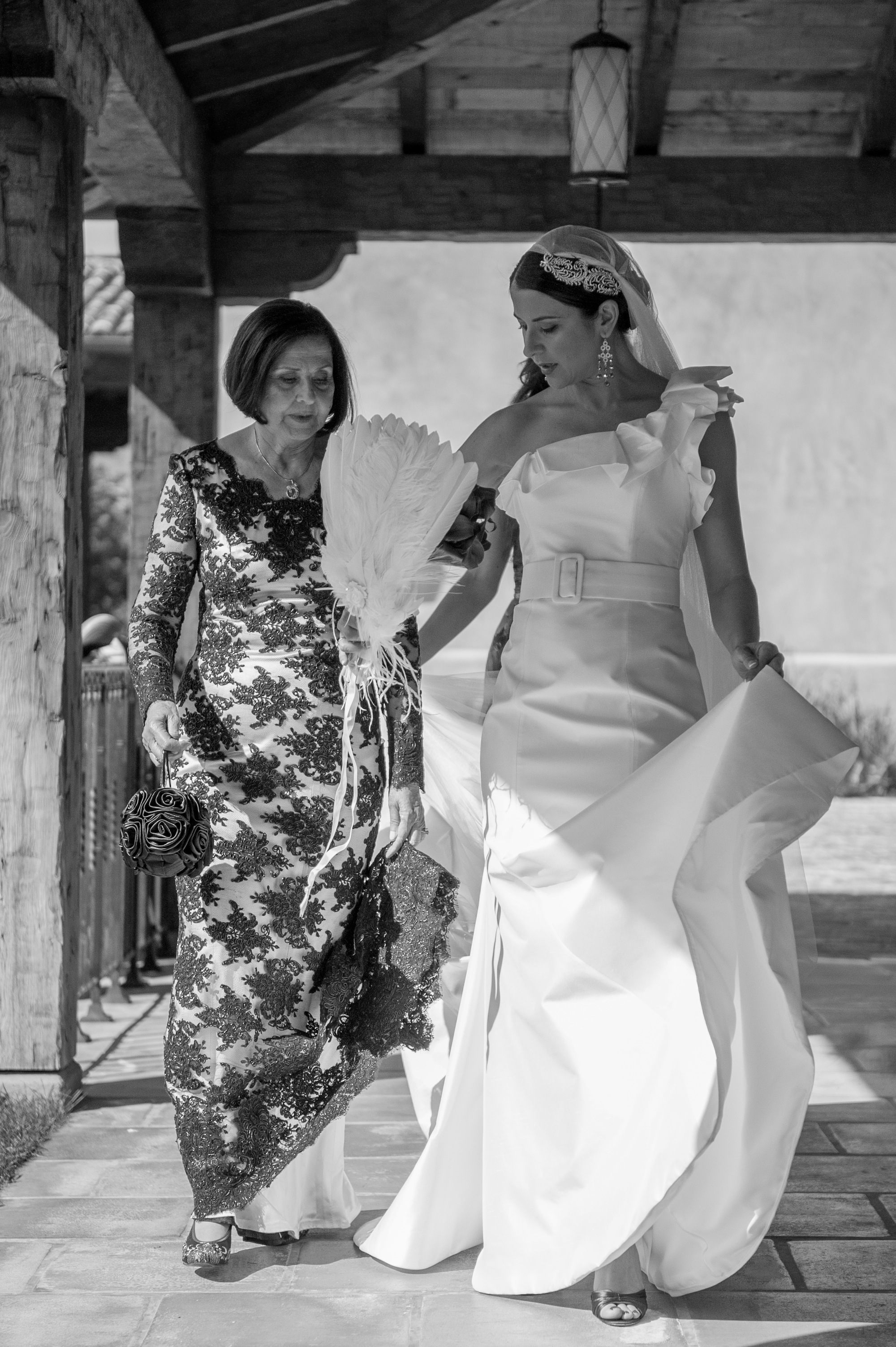 bride and mother resized