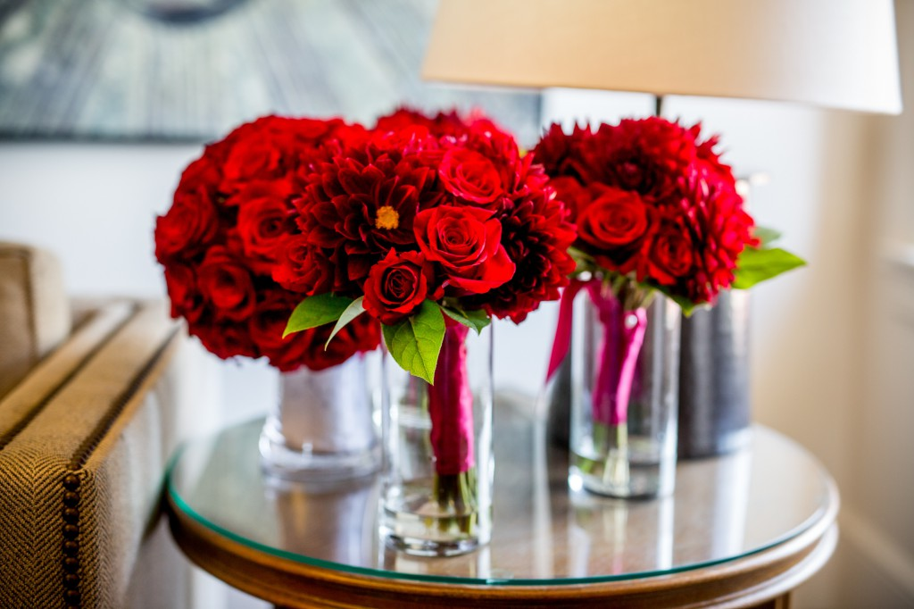 Amy Lin's bouquets