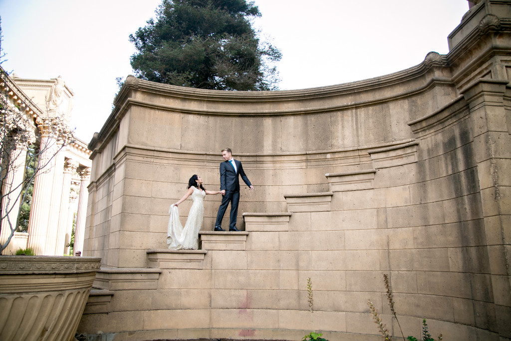 Palace of Fine Arts Wedding, Shirley Chan and Kevin Balkoski Wedding, Triple Voodoo Brewery Wedding, San Francisco Wedding Photographers, Huy Pham Photography, Jutta Lammerts,